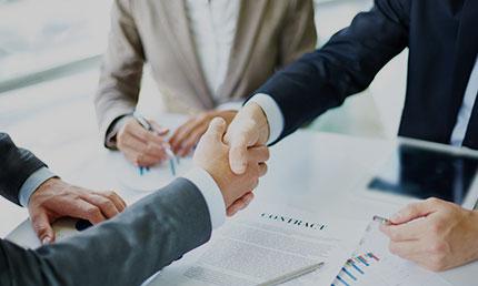 社内投資組織に基づく、M&A・組織再編のワンストップサービス
